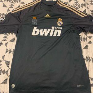 RARE Cristiano Ronaldo UCL Real Madrid Jersey L